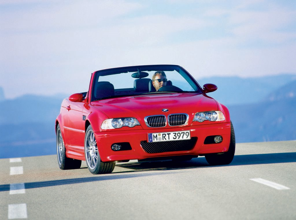 BMW 3Series M3 Convertible Review 2001  2006  Parkers