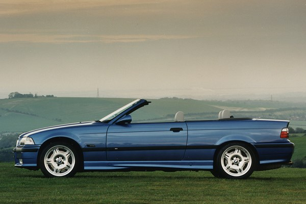 BMW 3-Series M3 Convertible (1994 - 2001) Used Prices