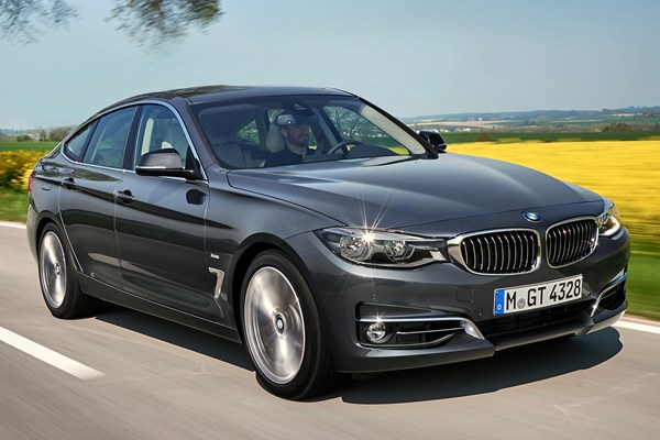 bmw 3 series gran turismo review 2013 parkers. Black Bedroom Furniture Sets. Home Design Ideas