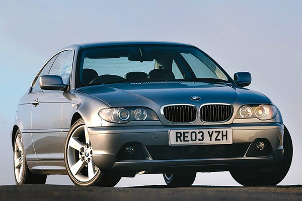 bmw 3 series coup from 1999 used prices parkers. Black Bedroom Furniture Sets. Home Design Ideas