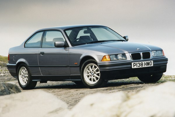 BMW 3-Series Coupé (1992 - 1999) Used Prices