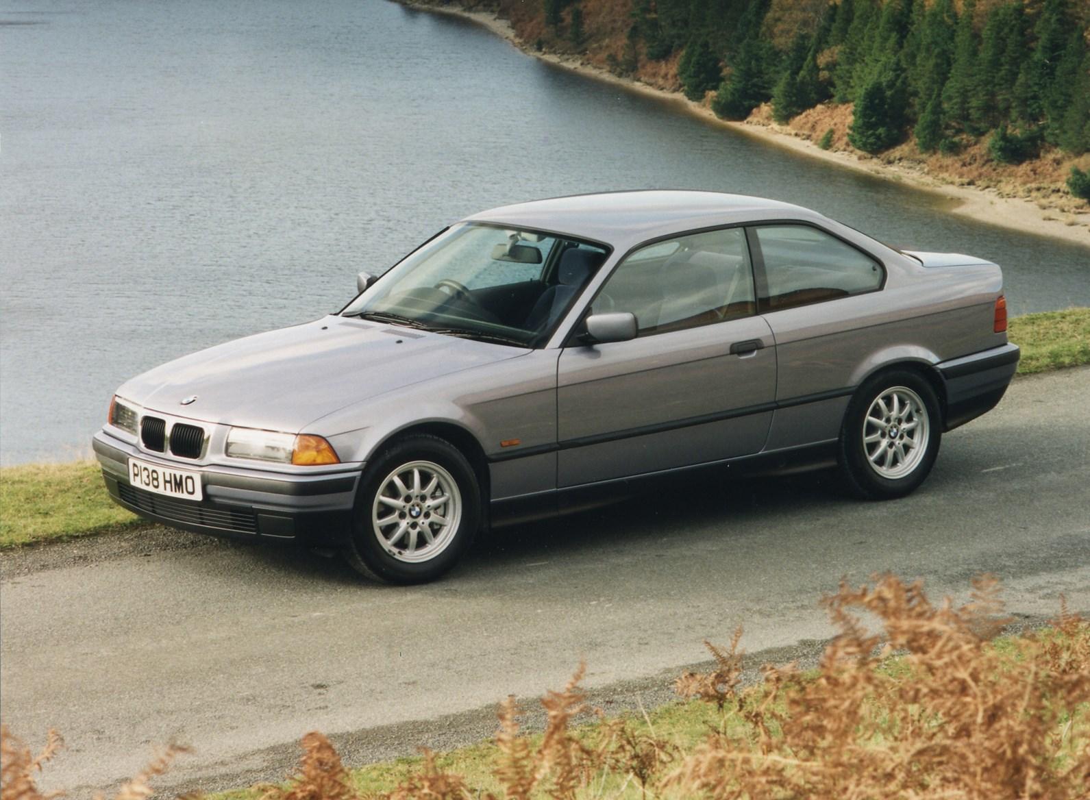 BMW 3-Series Coupé (1992 - 1999) Photos   Parkers