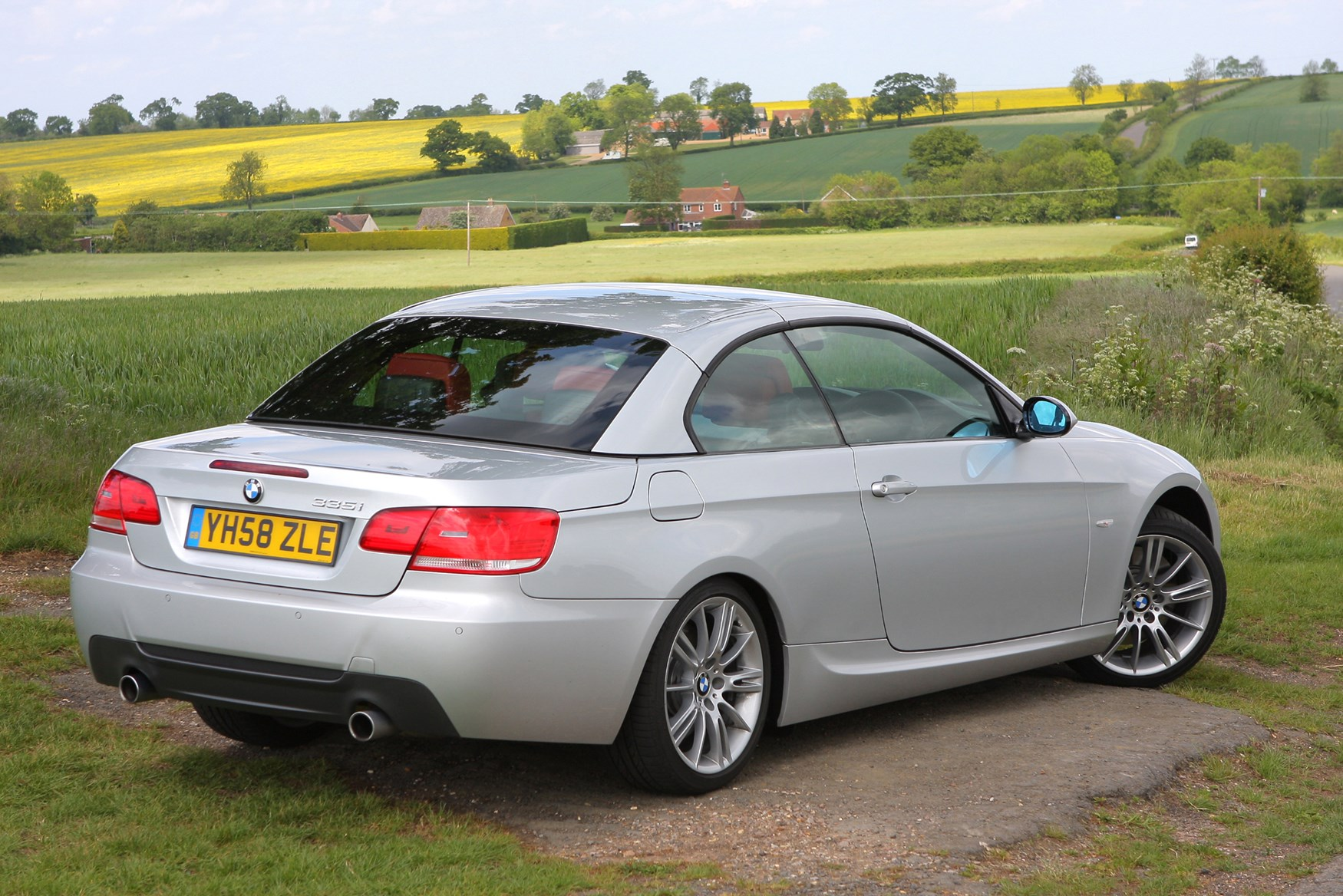 bmw 3 series convertible 2007 2013 photos parkers. Cars Review. Best American Auto & Cars Review