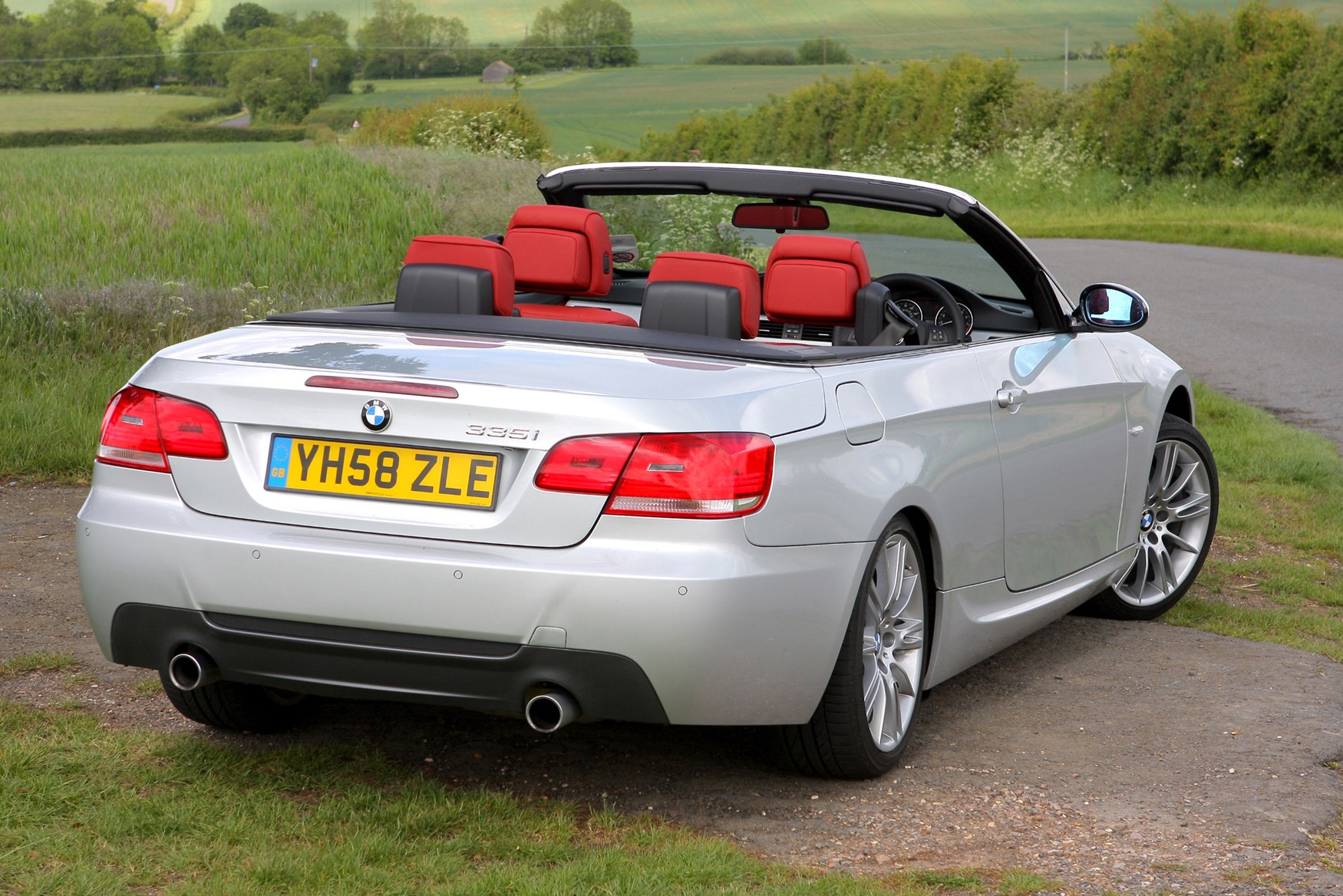 Bmw 3 Series Convertible 2007 2013 Photos Parkers