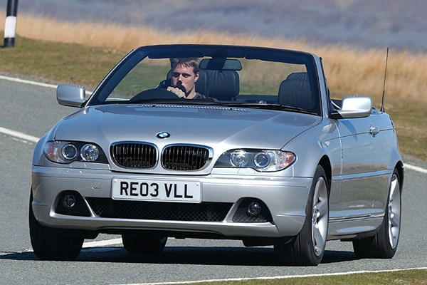 BMW 3Series Convertible Review 2000  2006  Parkers