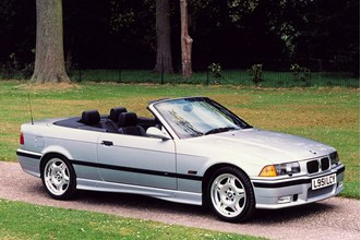 Bmw 1993 3 Series Convertible
