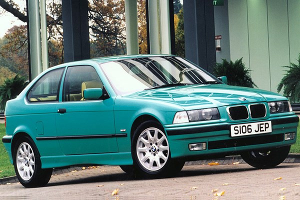 bmw 3 series compact review 1994 2001 parkers. Black Bedroom Furniture Sets. Home Design Ideas