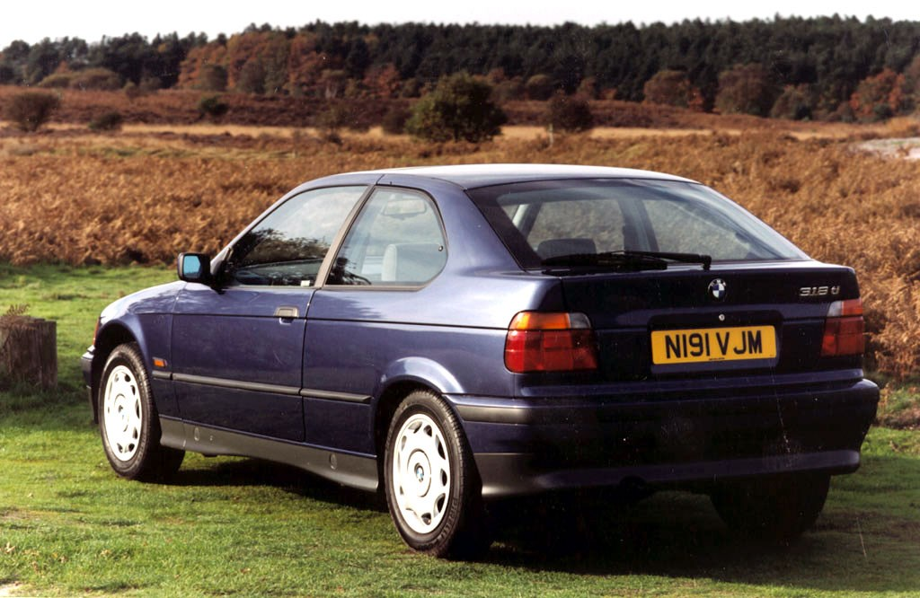 bmw 3 series compact 1994 2001 photos parkers. Black Bedroom Furniture Sets. Home Design Ideas
