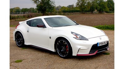 Nissan 370Z Nismo 3.7 V6 (344bhp) Nismo Coupe 2d