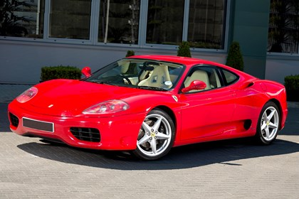 Ferrari 360 Specs Dimensions Facts Figures Parkers
