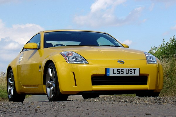 Nissan 350z Coupé 03 10 Rated 4 Out Of 5