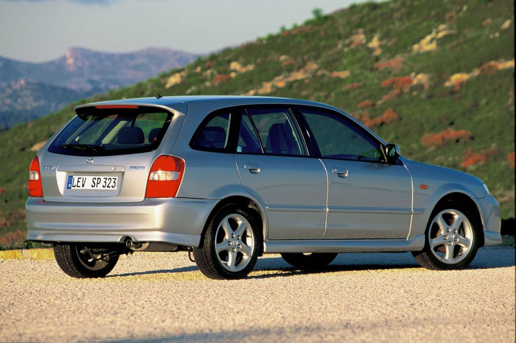 Best Car Warranty >> Mazda 323 Hatchback (1998 - 2003) Photos | Parkers