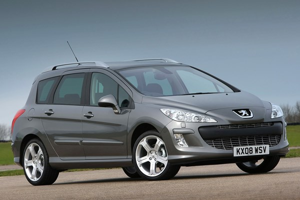 Peugeot 308 SW (from 2008) used prices | Parkers