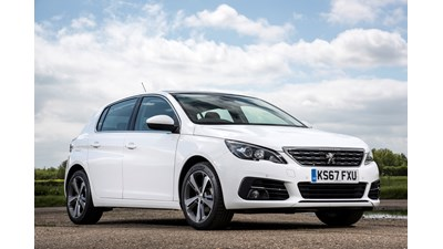 Peugeot 308 Hatchback Allure 1.2 PureTech 130 S&S (07/17 on) 5d