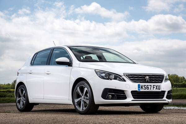 Peugeot 308 Hatchback (14 on) - rated 4 out of 5