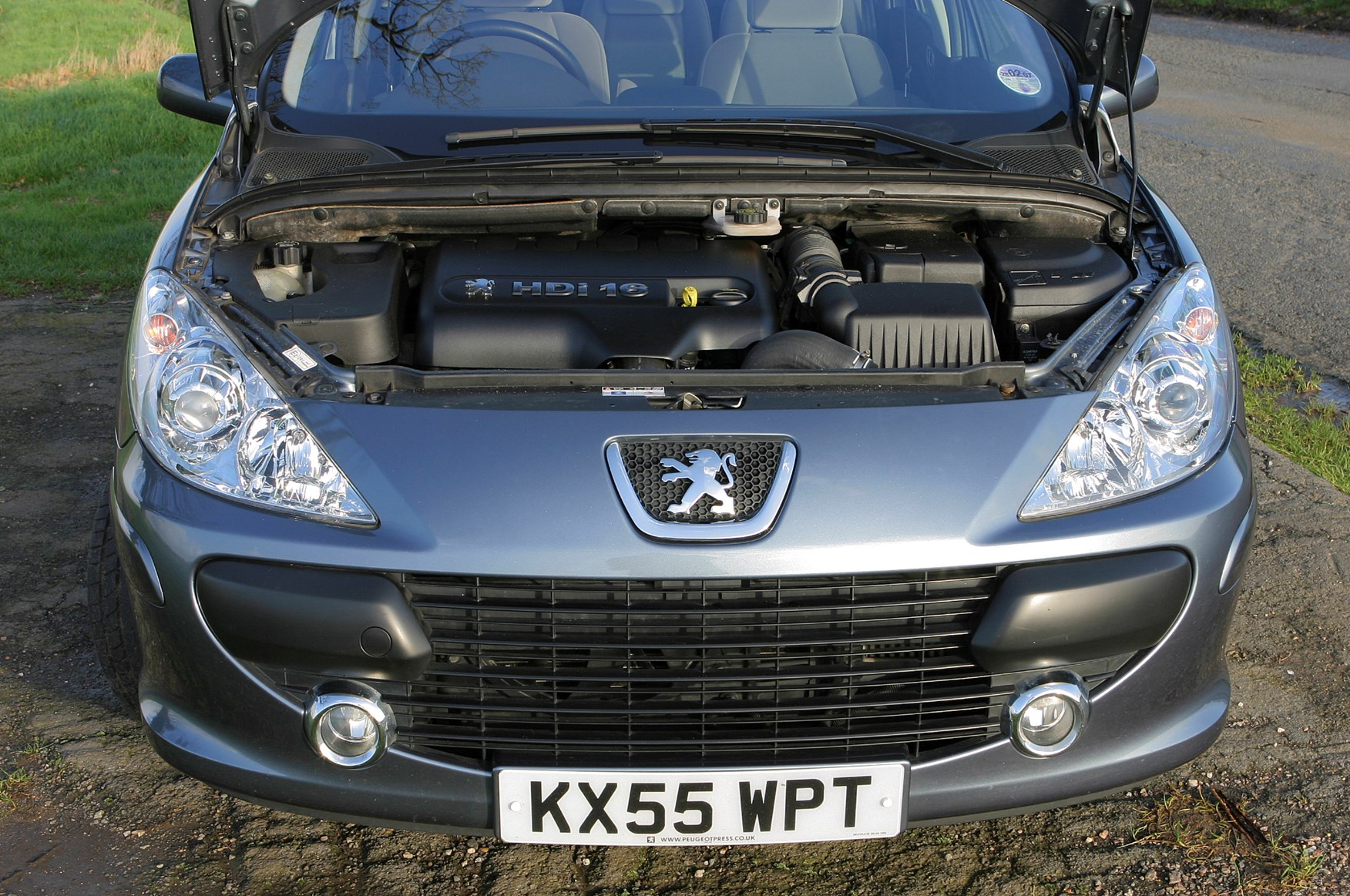 Peugeot 307 Sw 2002 2007 Features Equipment And