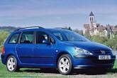 Peugeot 307 Estate 2002