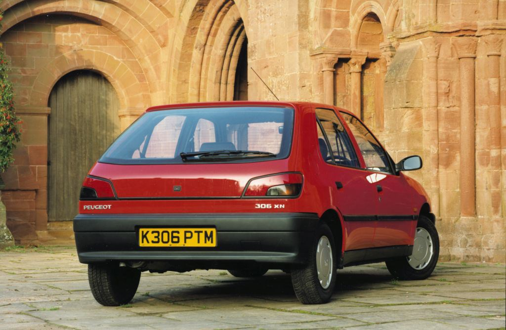 Peugeot 306 Hatchback (1993 - 2001) Photos
