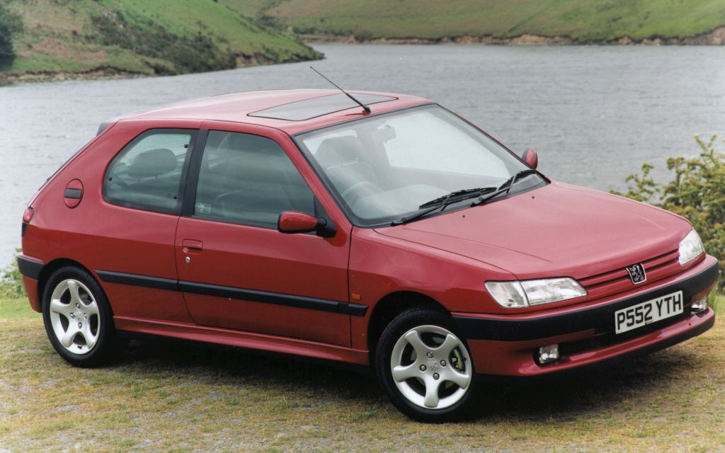 peugeot 306 hatchback 1993 2001 photos parkers. Black Bedroom Furniture Sets. Home Design Ideas
