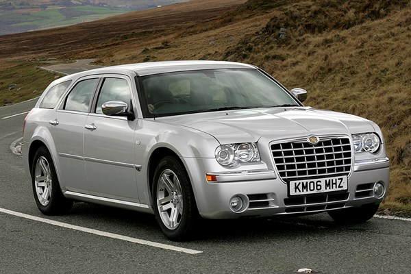 chrysler 300c touring from 2006 used prices parkers. Black Bedroom Furniture Sets. Home Design Ideas