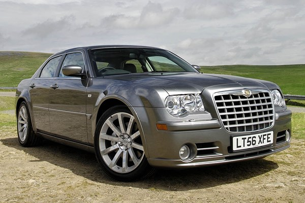 chrysler 300c srt 8 from 2006 used prices parkers. Black Bedroom Furniture Sets. Home Design Ideas