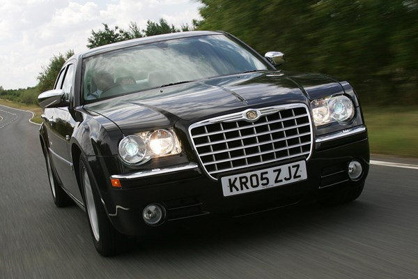 chrysler 300c saloon review 2005 2010 parkers. Black Bedroom Furniture Sets. Home Design Ideas