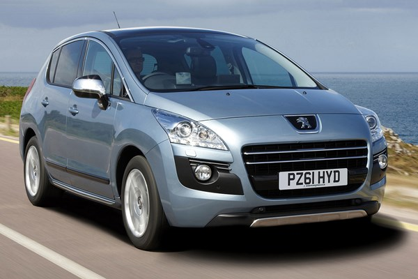 Peugeot 3008 Estate Review (2009 - 2016) | Parkers