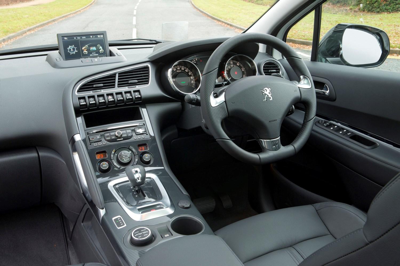 peugeot 3008 estate (2009 - 2016) driving & performance | parkers