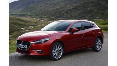Mazda 3 Hatchback SkyActiv-D 150ps Sport Nav 5d