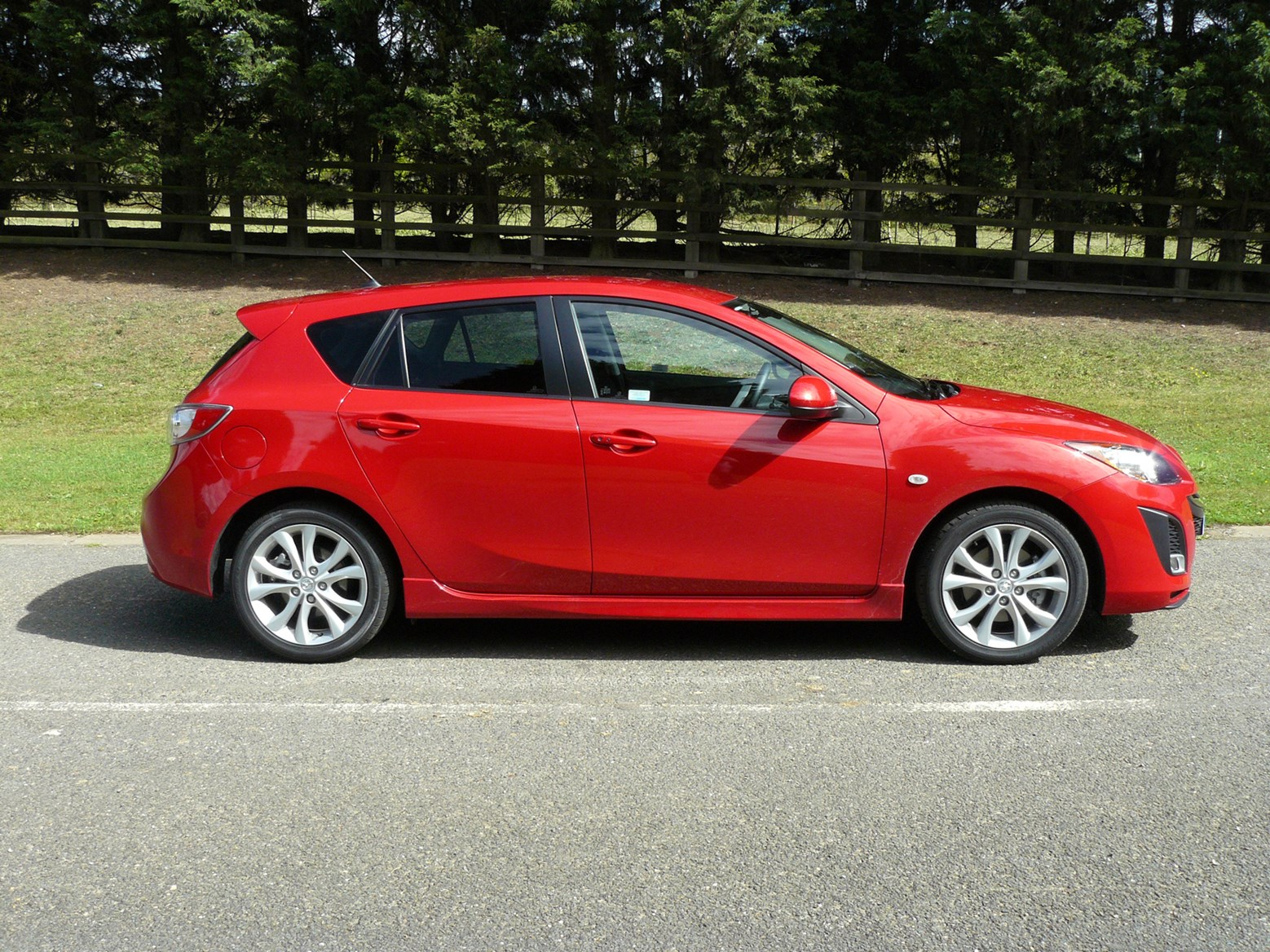 Mazda 3 Hatchback 2009 2013 Photos Parkers