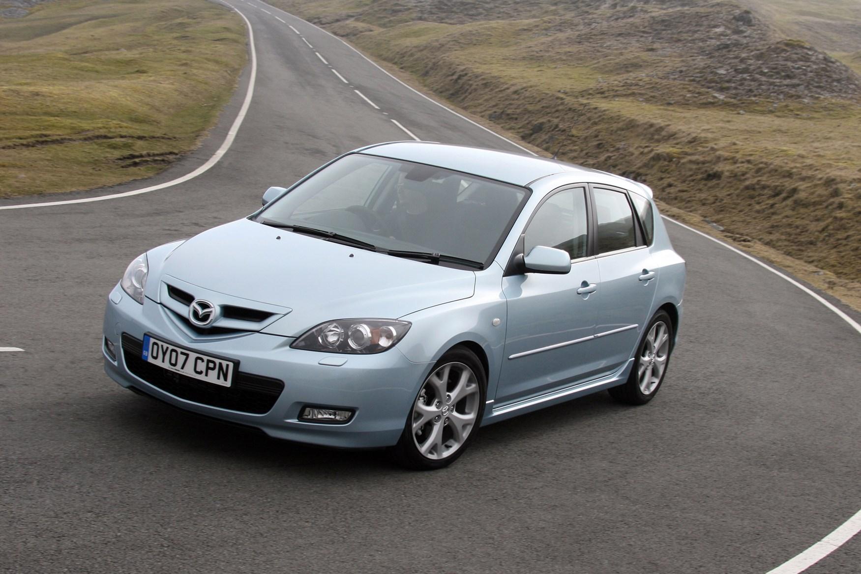 mazda 3 hatchback review (2004 - 2008) | parkers