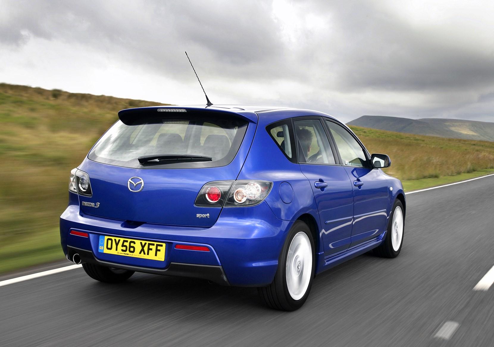 Mazda 3 2008 Hatchback >> Mazda 3 Hatchback (2004 - 2008) Photos | Parkers