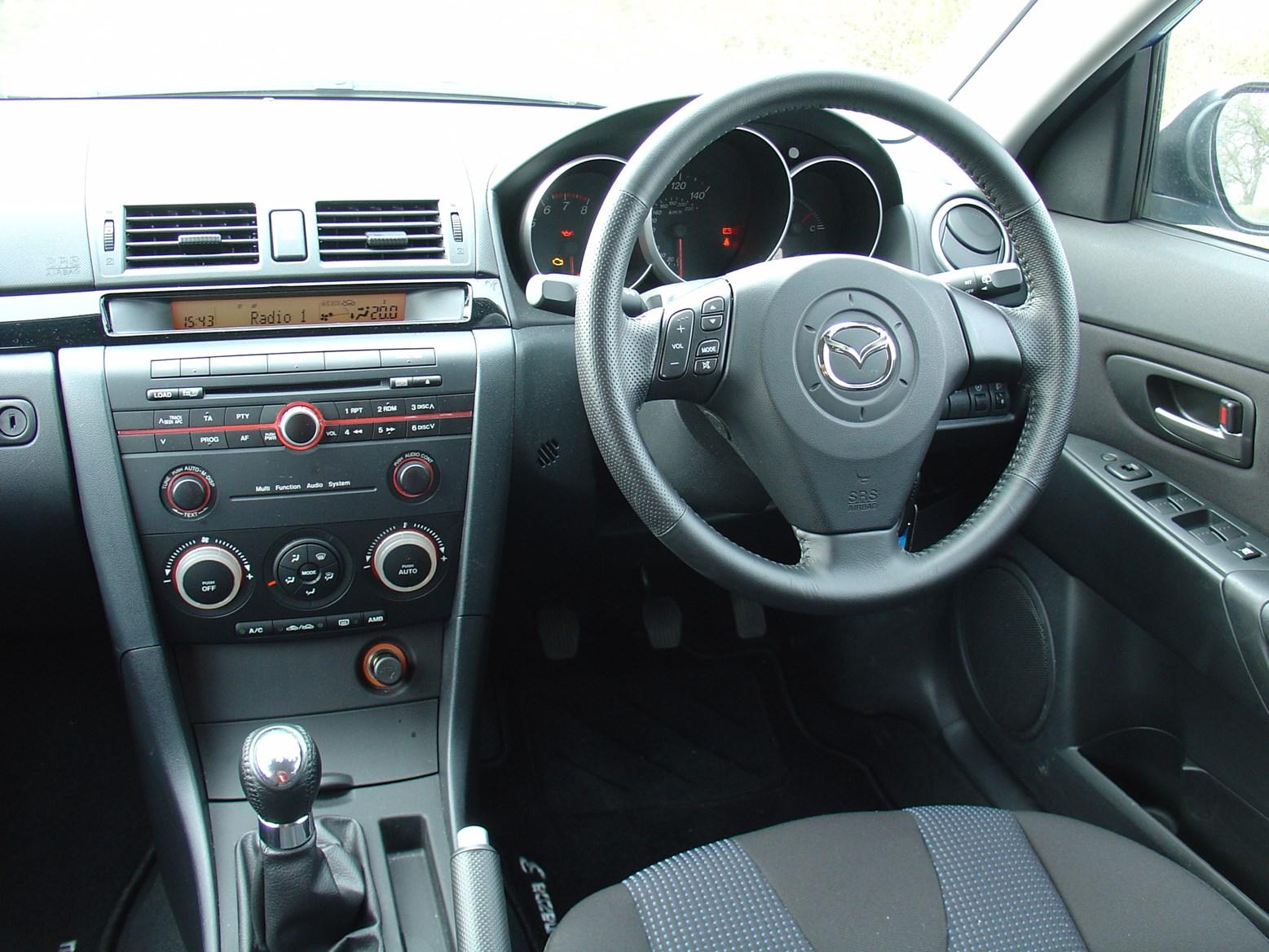 mazda 3 hatchback 2004 2008 driving performance. Black Bedroom Furniture Sets. Home Design Ideas