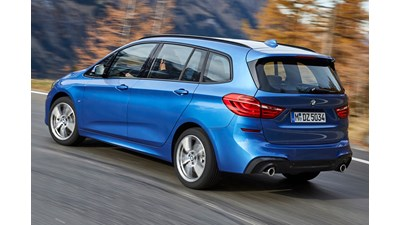 BMW 2-Series Gran Tourer 216d Luxury (04/2018 on) 5d