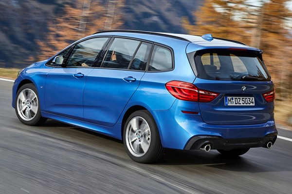 Who Has The Cheapest Car Insurance >> BMW 2-Series Gran Tourer (from 2015) used prices | Parkers