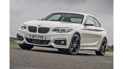 BMW 2-Series Coupe 218i M Sport auto (07/17 on) 2d