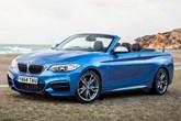 BMW 2015 2-Series Convertible