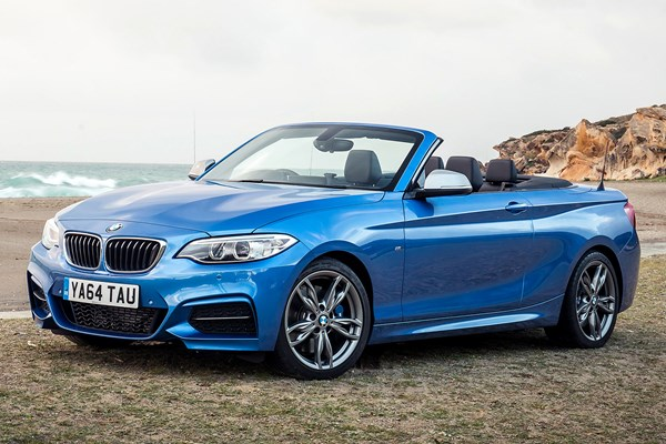 BMW 2-Series Convertible (15 on) - rated 4.5 out of 5