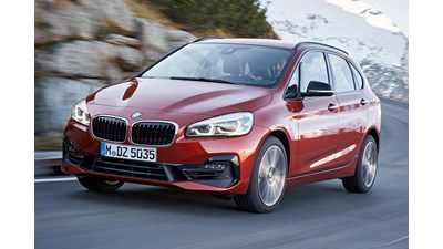 BMW 2-Series Active Tourer 218i M Sport (04/2018 on) 5d