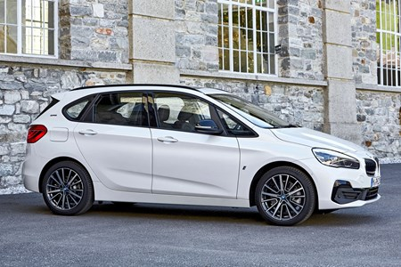 bmw 2 series active tourer review | parkers