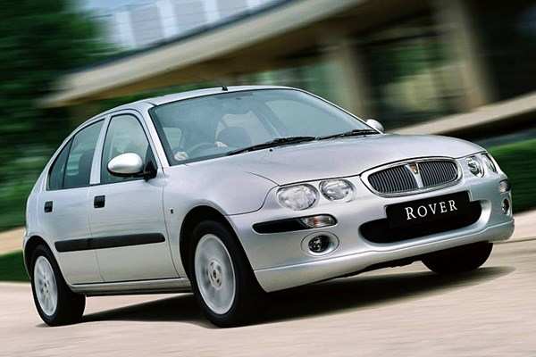 Rover 25 (99-05) - rated 3 out of 5