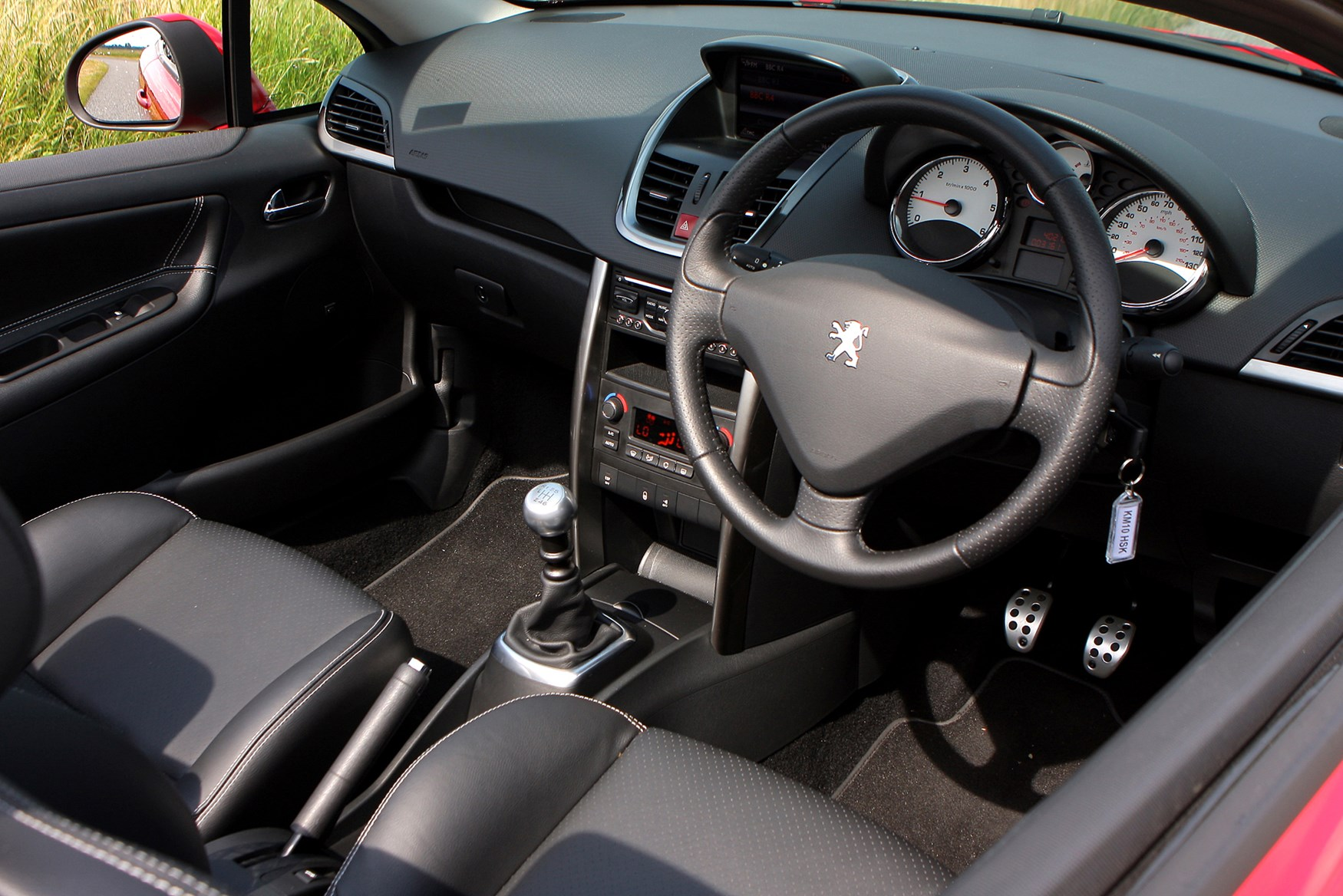 Peugeot 207 interior ma for Inside 2007 online