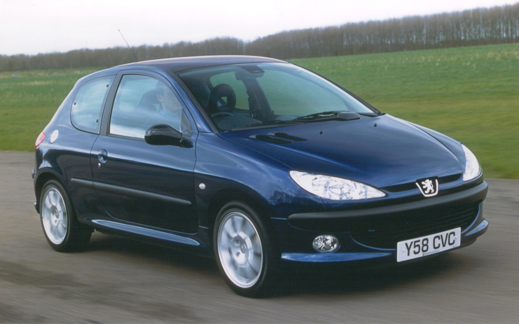 Peugeot 206 GTi (1999 - 2006) Driving & Performance
