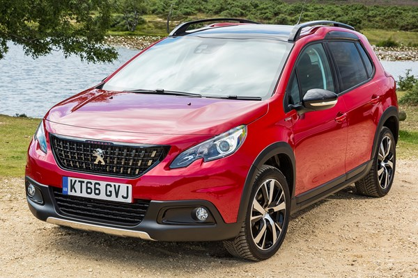 Peugeot 2008 (13 on) - rated 3.5 out of 5