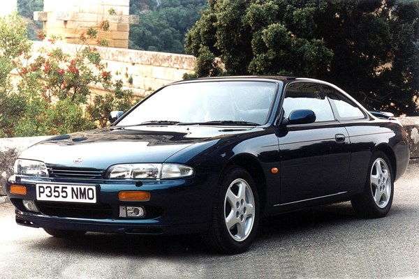 Nissan 200 SX (1994 - 2001) Used Prices