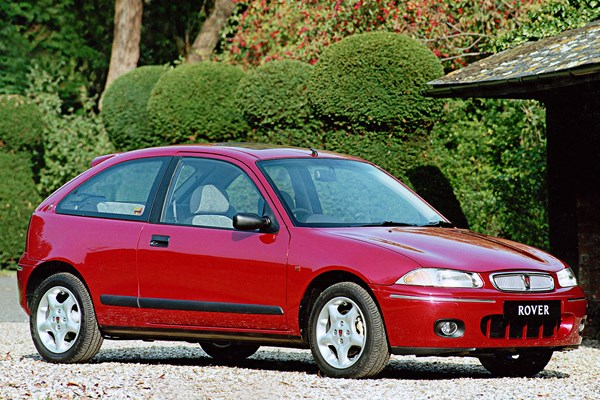 Rover 200 Hatchback (95-00) - rated 3 out of 5