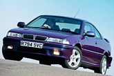 Rover 200 Coupe 1992-