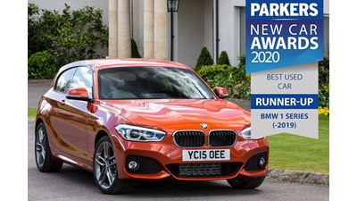 BMW 1-Series Hatchback 118i Sport (07/17 on) 5d