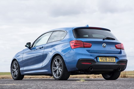 Bmw 1 Series Hatchback Review Parkers
