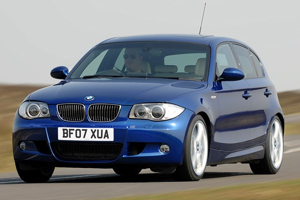 BMW 1-Series Hatchback (2004 - 2011) Used Prices